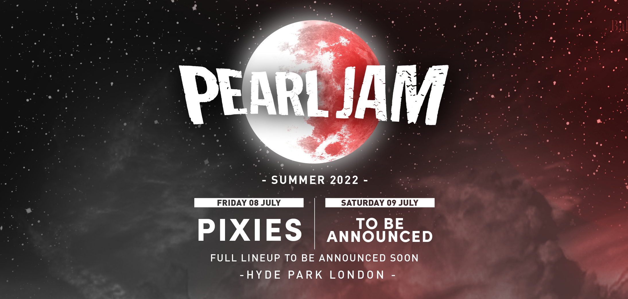 BST: Pearl Jam