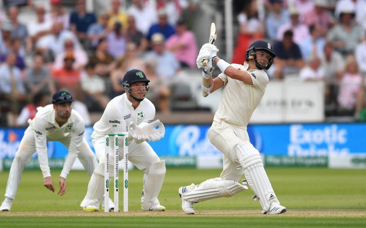England v India - 4th Test