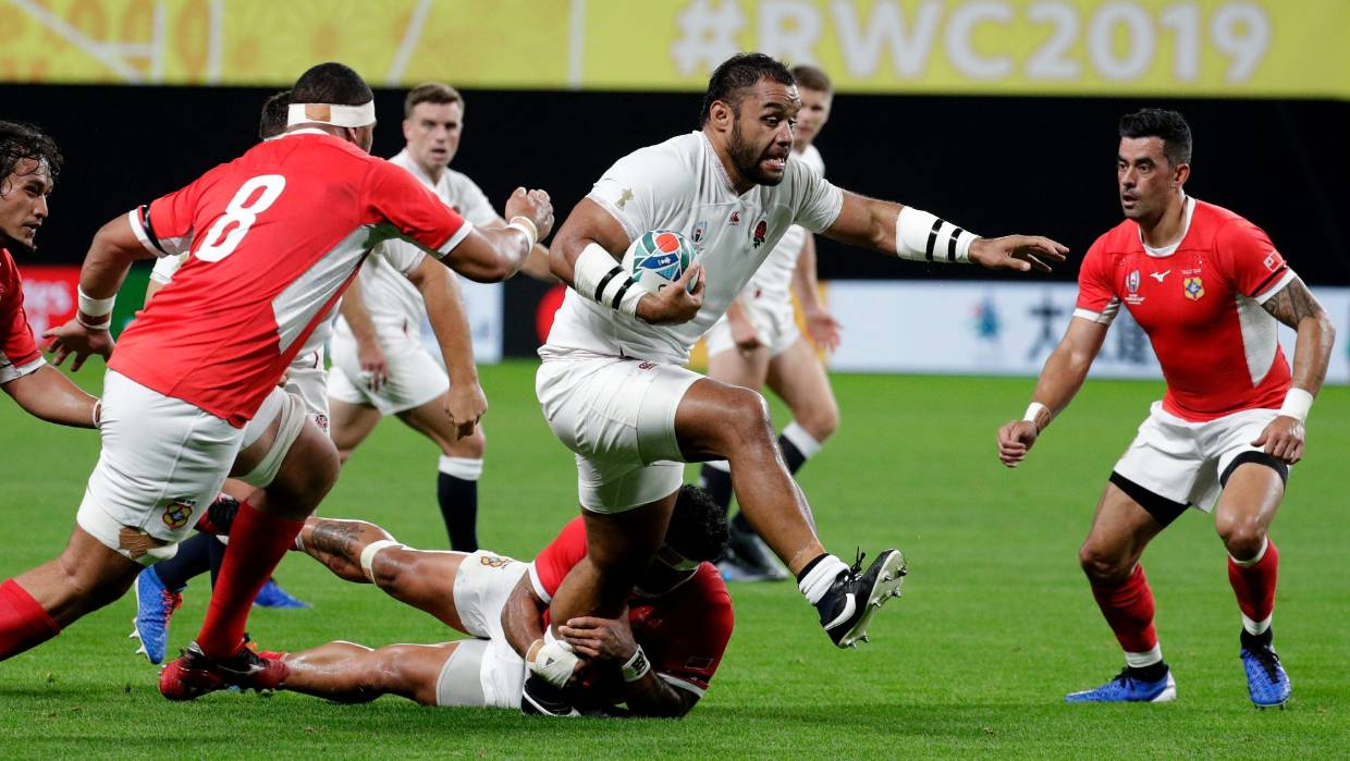 Quilter Internationals: England v Tonga