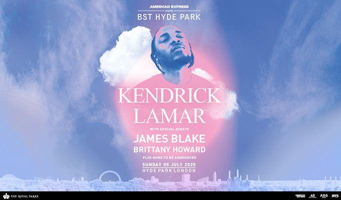 BST: Kendrick Lamar