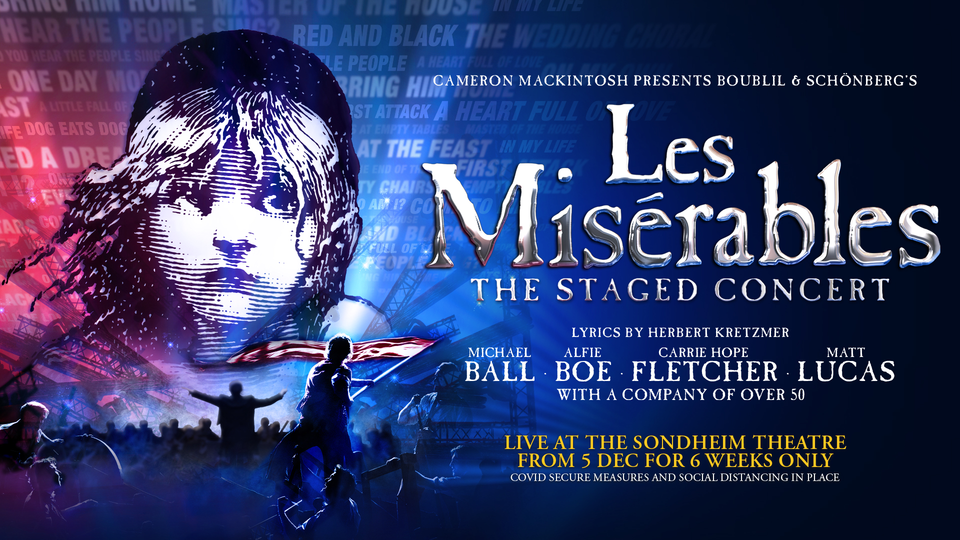 Les Misérables: Staged Concert